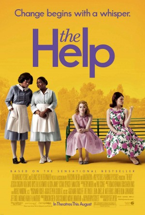 A poster of The Help, a film telling the unique tale of black maids in an era of profound racism.