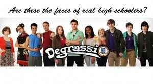 High School According to Television