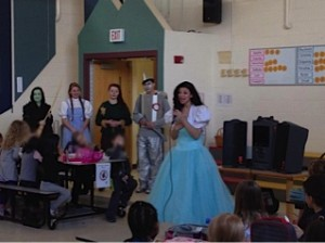 Wizard of Oz Comes to Bethel High School Stage