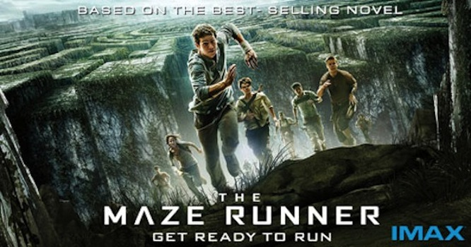 Maze Runner Review Image