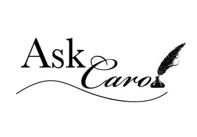 Ask Carol: February