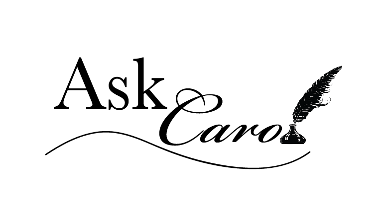 Ask Carol Graphic