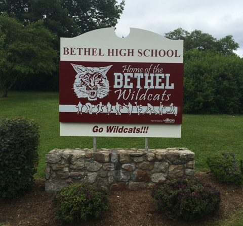 Bethel High School Hopes to Install Turf Field