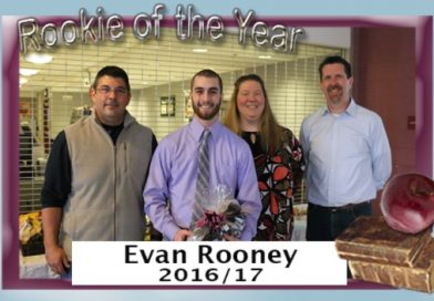 Teaching is a 'Family Business' for this year's Rookie of the Year: Mr. Rooney
