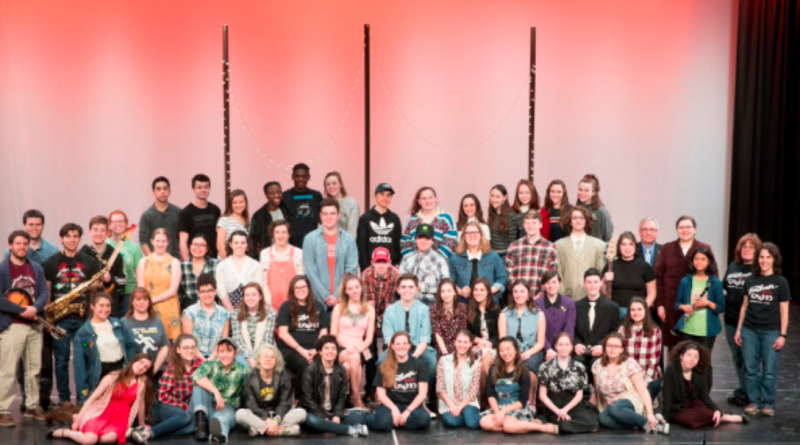 BHS play: FOOTLOOSE | 2019