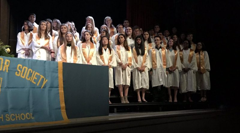 NHS Induction | 2019